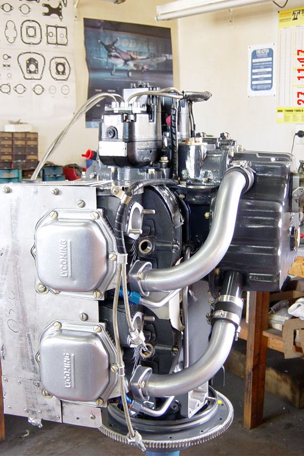 Engine Overhaul Facility | Southair Limited